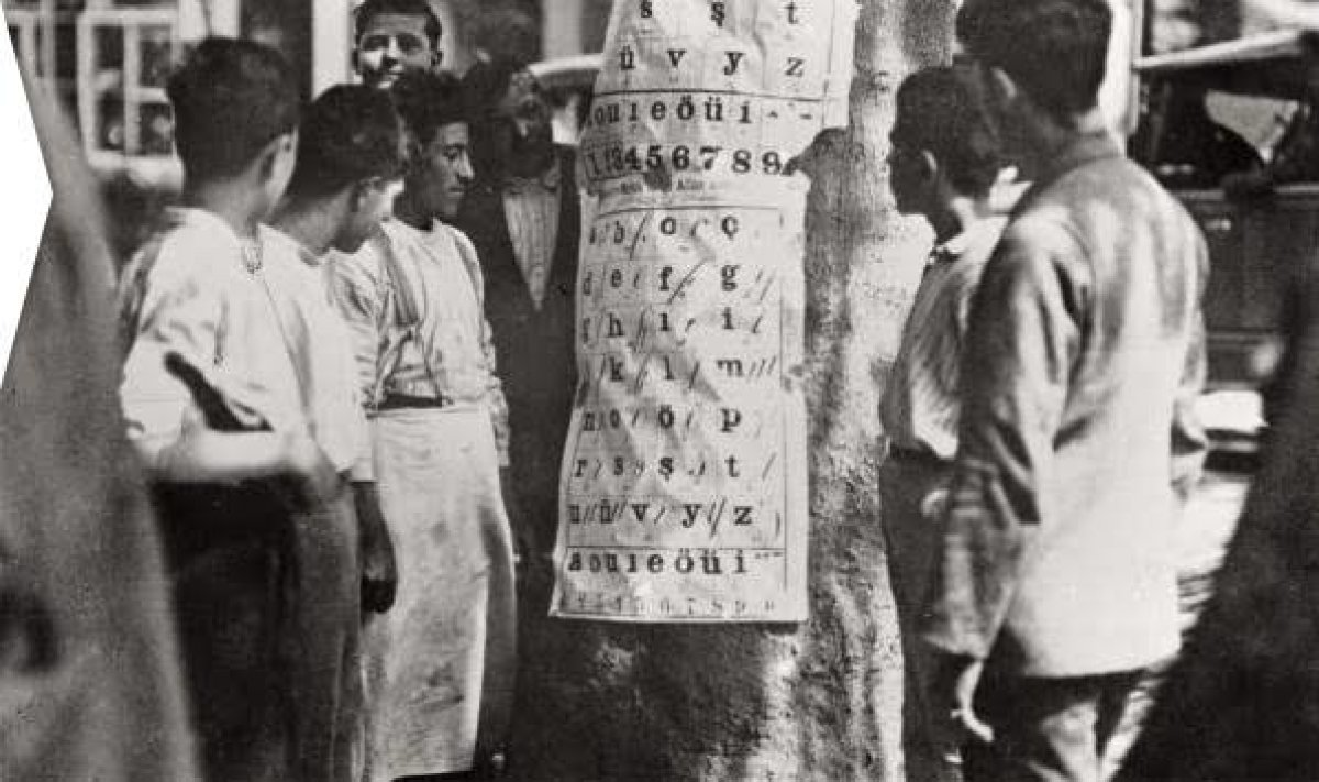 Türk Dili ve Dil Devrimi