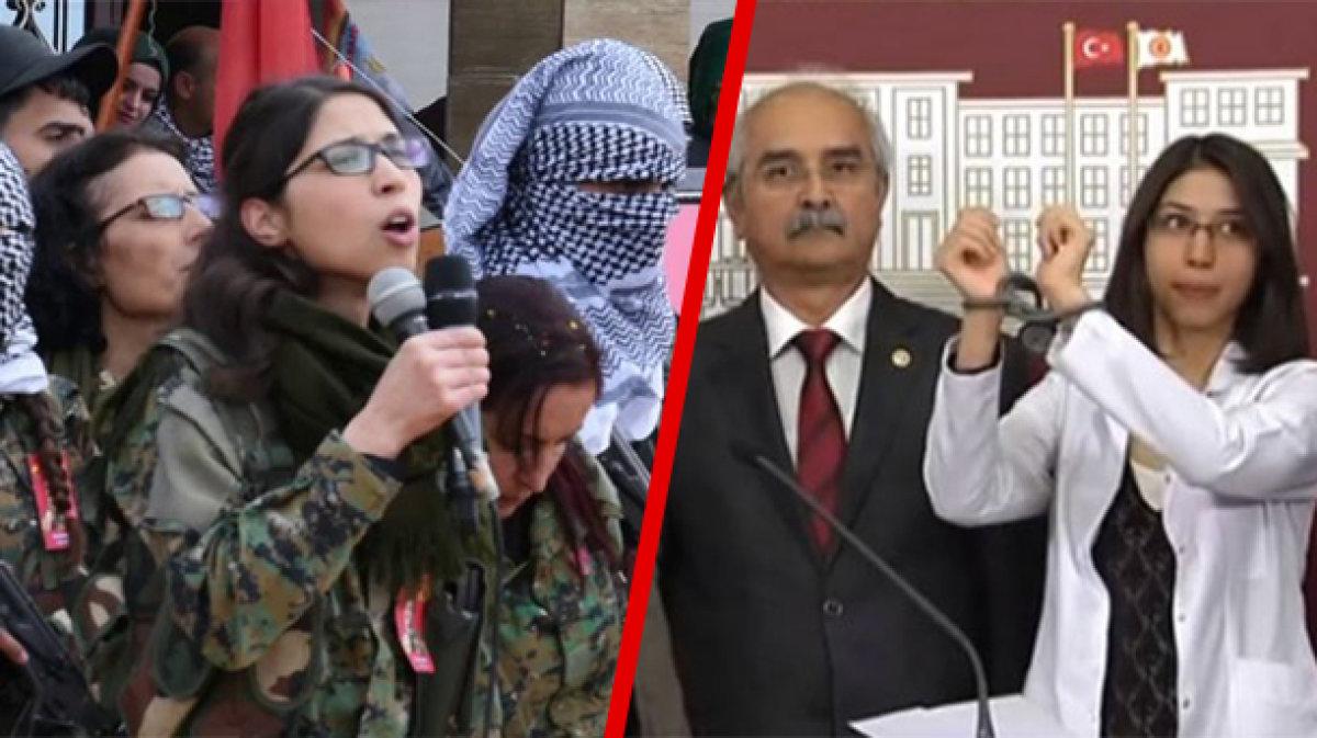 Suriye'de Öldürülen Terörist TTB Yöneticisi Çıktı!