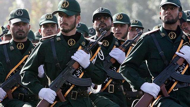 İran Devrim Muhafızları'ndan ABD Destekli Protestolara Karşı Açıklama