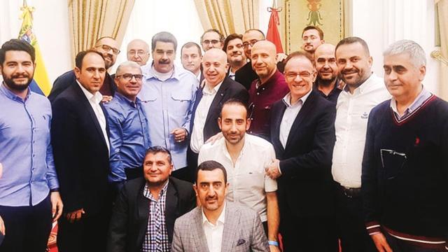 """Maduro: """"Kapılarımız açık. İşbirliği yapalım."""""""