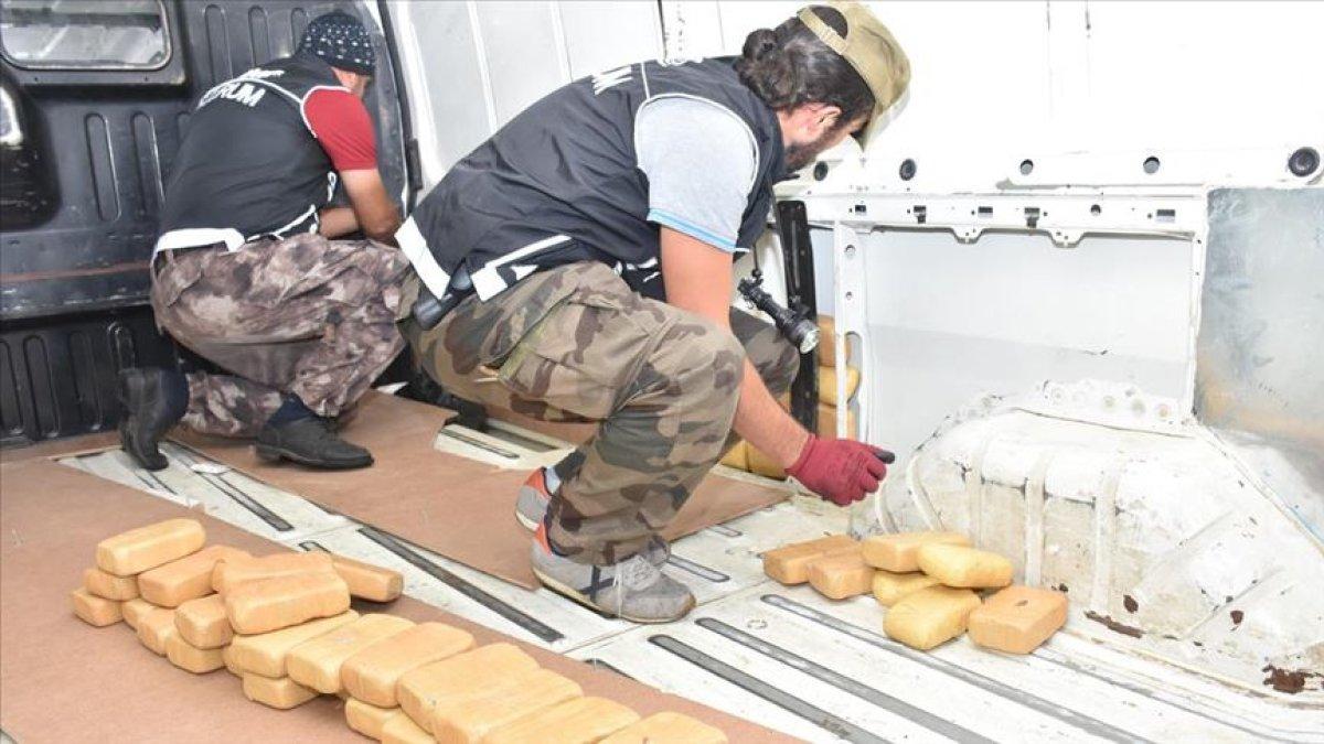 Uyuşturucu Tacirlerine Darbe: 116 Bin Operasyon