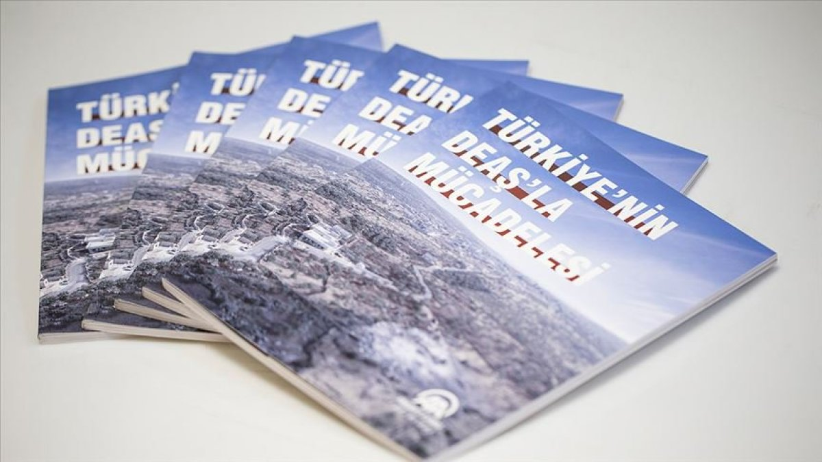 AA'nın Türkiye'nin DEAŞ'la Mücadelesi Yayımlandı