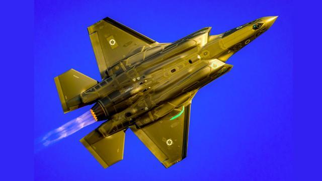F-35'lerin Sistemi Çöktü