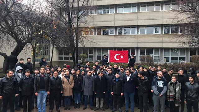 ODTÜ'de PKK'ya Geçit Yok