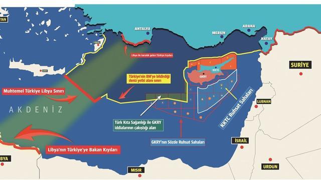 Mısır Dışişleri Bakanlığı: Yunanistan Mısır'ı Köşeye Sıkıştırıyor!