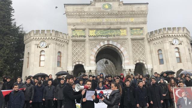 İstanbul Üniversitesi Öğrencileri: İndirimli Yemek Hakkımızı Geri İstiyoruz
