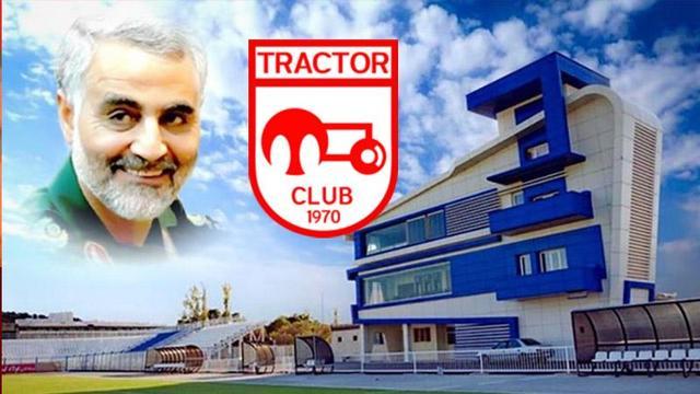 Traktör Sazi Stadyumunun Adını Kasım Süleymani Yapacak