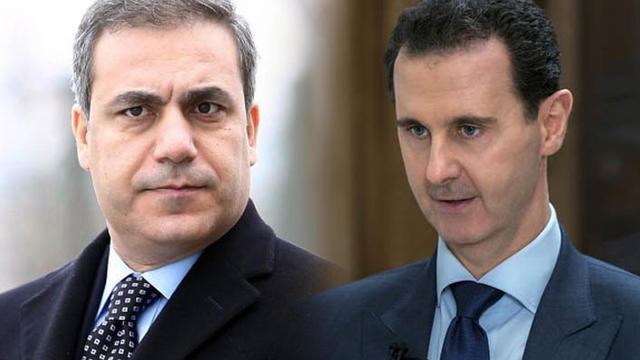 Türkiye İle Suriye Moskova'da Görüştü