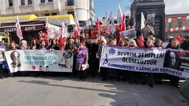 Uğur Mumcu'yu İstanbul'da Andık