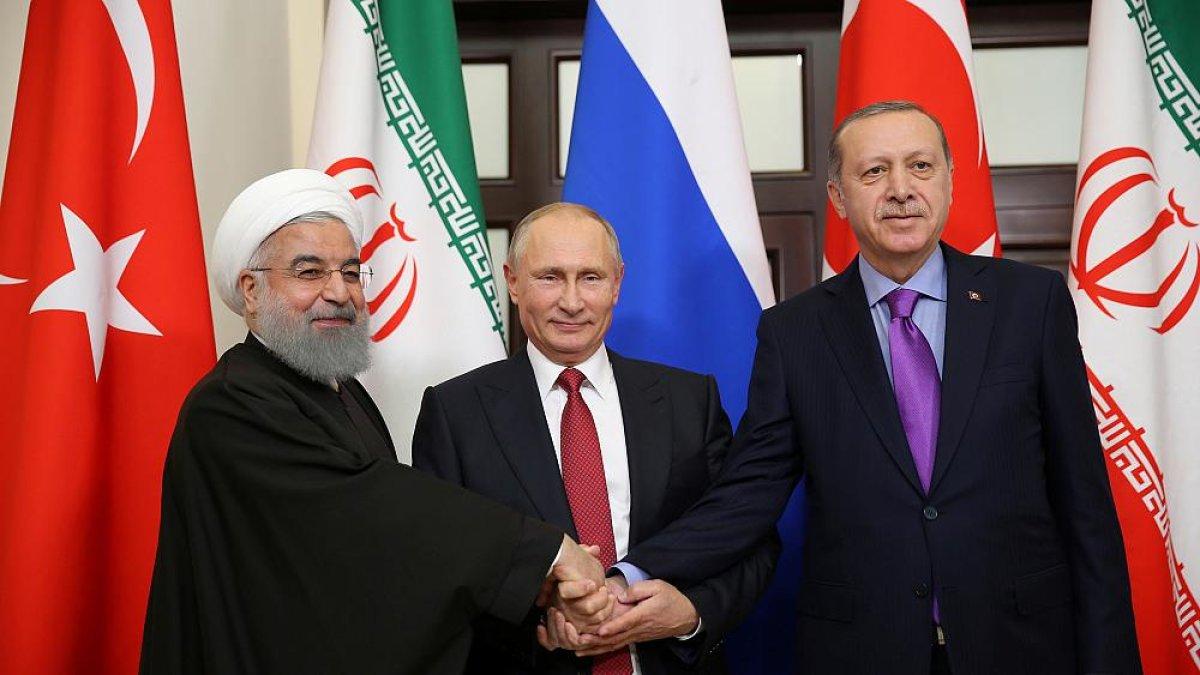 Suriye'de Çözüm Astana'da