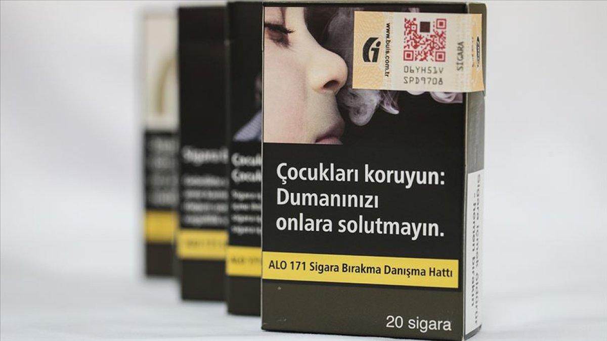"""""""Sigarada Düz Paket Uygulaması Hedefine Ulaştı"""""""