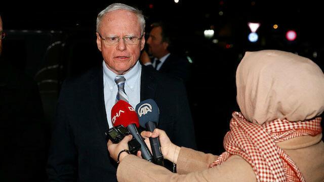 Jeffrey Çantasında Türkiye'yi ve Suriye'yi Bölme Planıyla Geldi