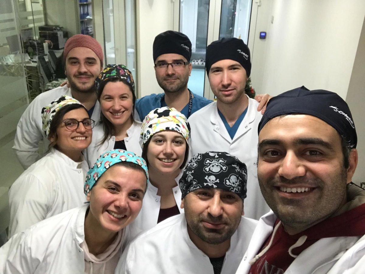 28 Kahraman Türk Korana Tedavisi İçin Laboratuvarda