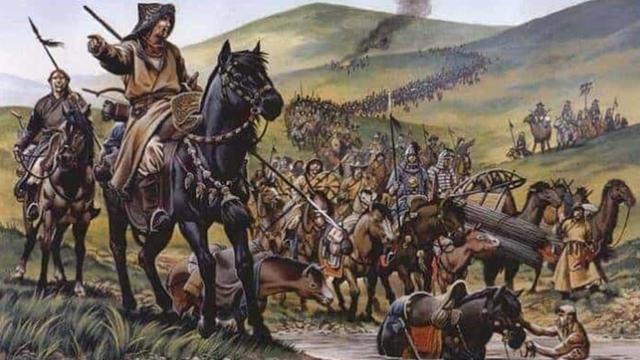 İnsanlığın öncüsü Türkler