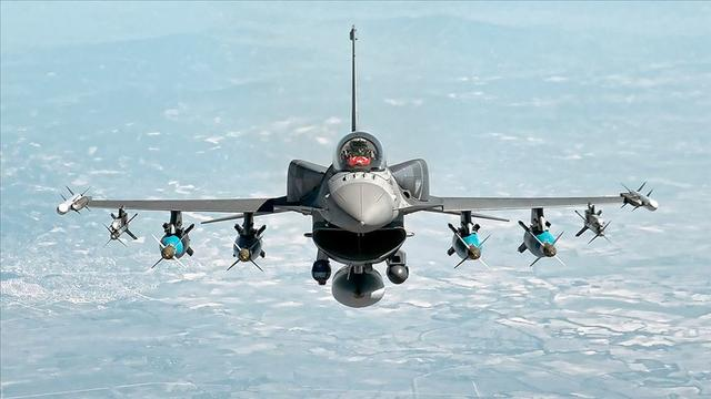 F-16'lar Dostu-Düşmanı ASELSAN İle Ayıracak