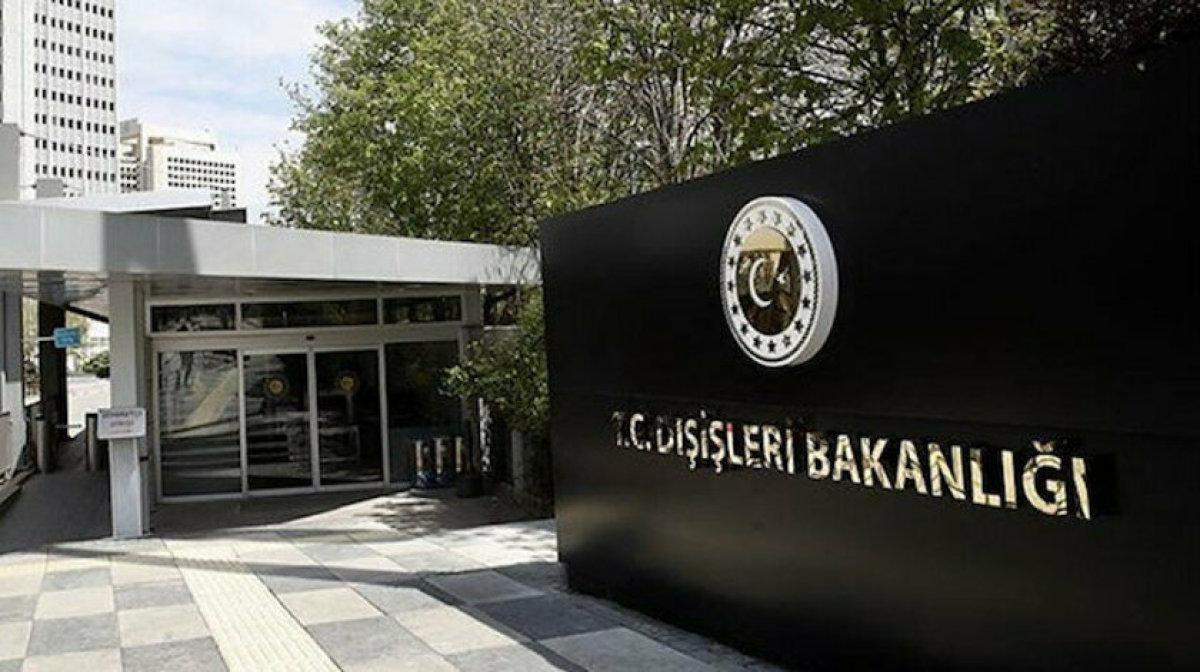 ABD'den Türkiye Düşmanı Rapor!