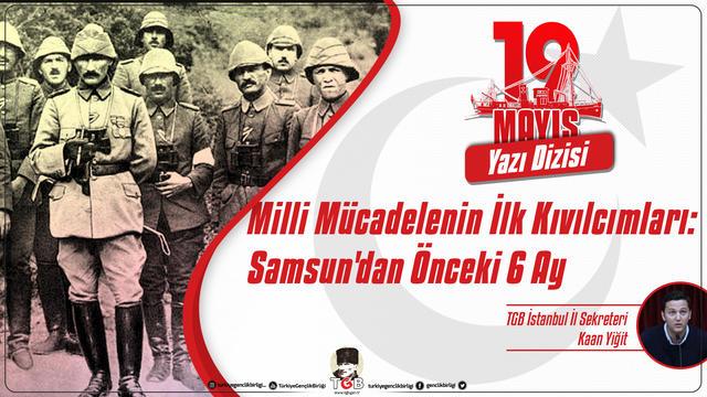 Milli Mücadelenin İlk Kıvılcımları: Samsun'dan Önceki 6 Ay