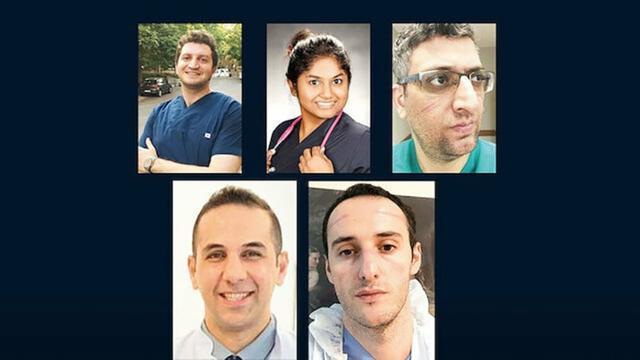 Türkiye'de Görev Yapan Yabancı Doktorlar: ''Türkiye'ye borcumuzu ödüyoruz''