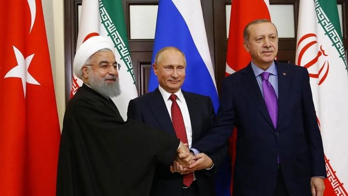 İran'dan Astana Vurgusu