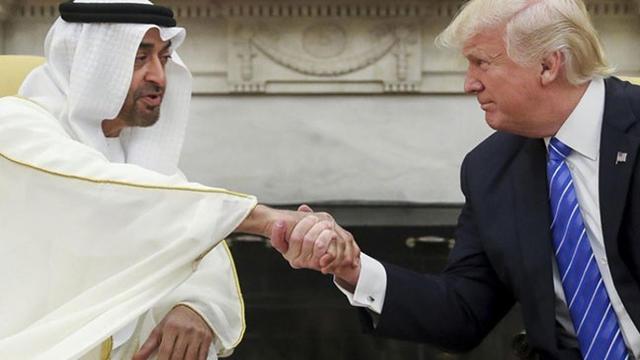 Emperyalizmin Batı Asya'daki İş Birlikçisi: Birleşik Arap Emirlikleri