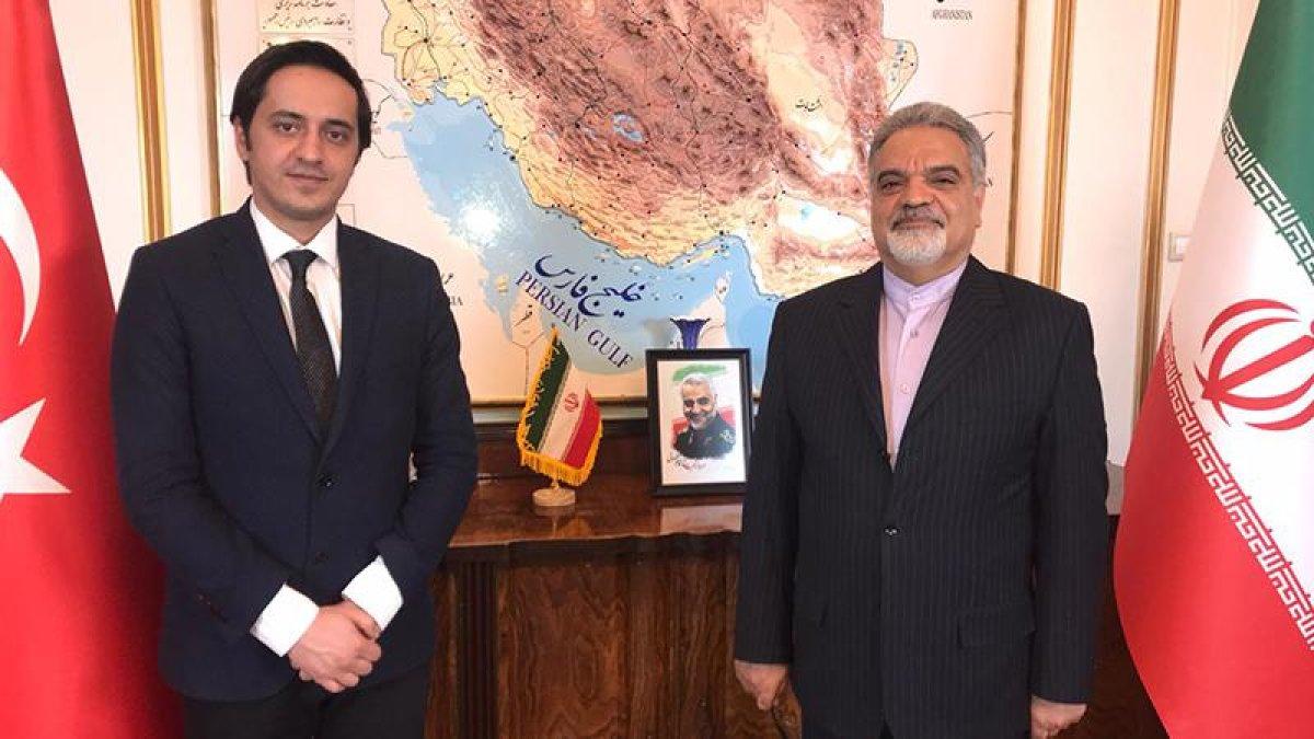 İran Büyükelçisi Farazmand: 'ABD ve İsrail'den Avrupa da rahatsız'