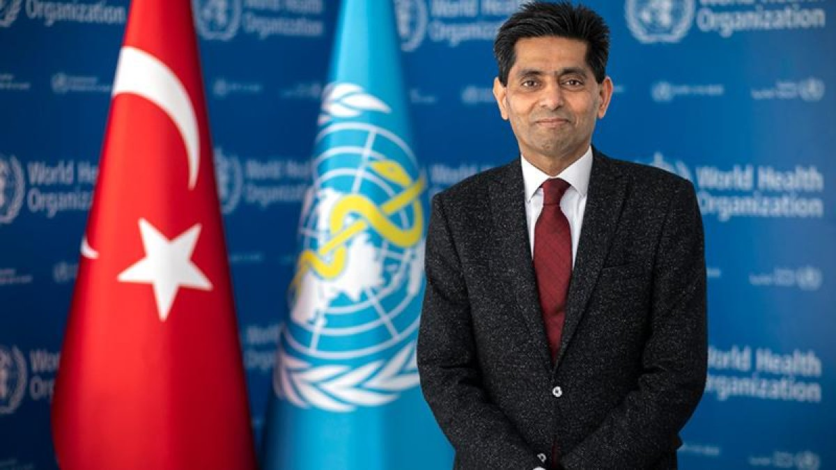 DSÖ Türkiye Temsilcisi: Sadece Çin ve DSÖ değil tüm ülkeler değerlendirilecek