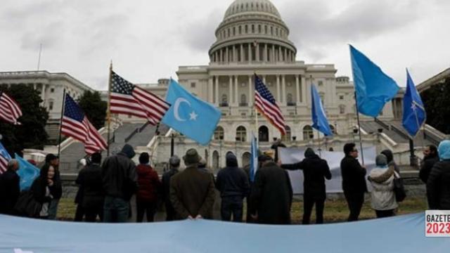 ABD'den Çin'e Yönelik Uygur Kışkırtması