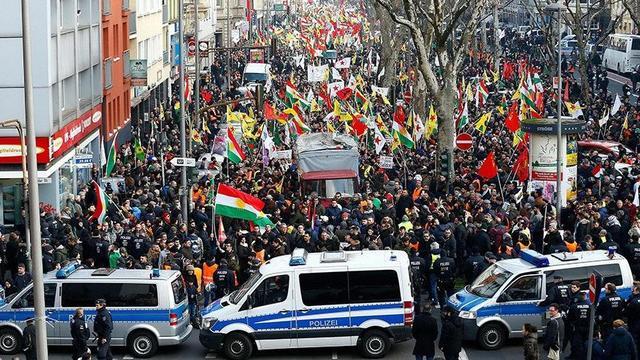 Avrupa PKK'yı Finanse Ediyor