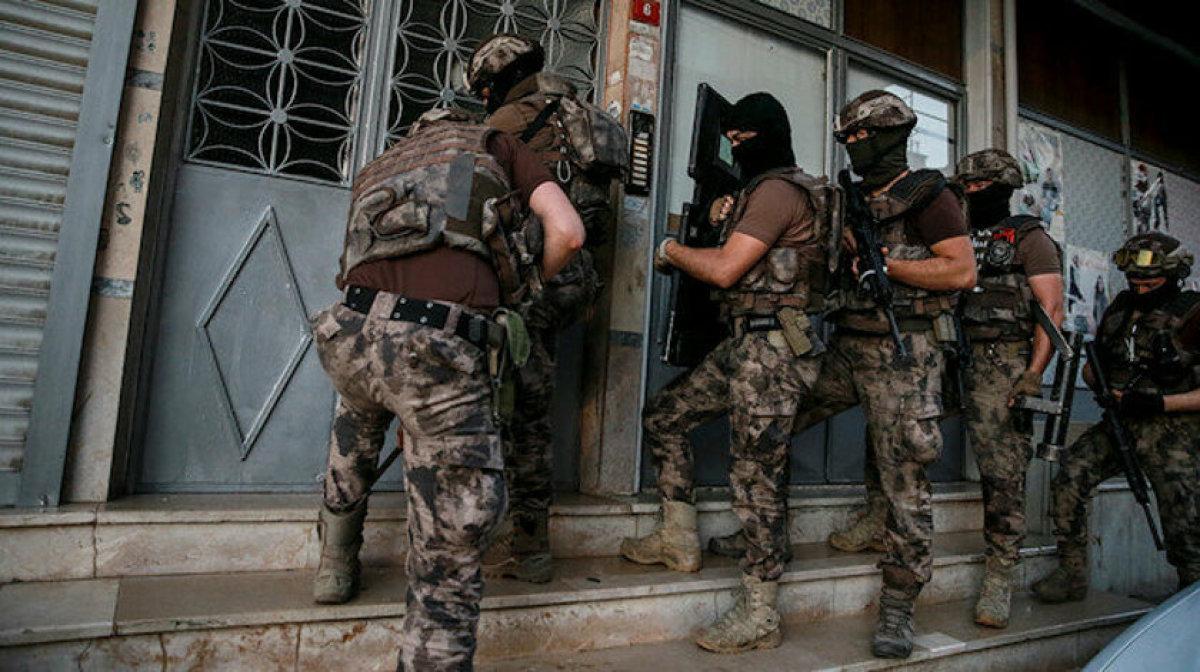 Cumhuriyet Tarihinin En Büyük Uyuşturucu Operasyonu Başladı