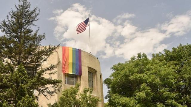 ABD Türkiye'de LGBT'yi Teşvik Ediyor