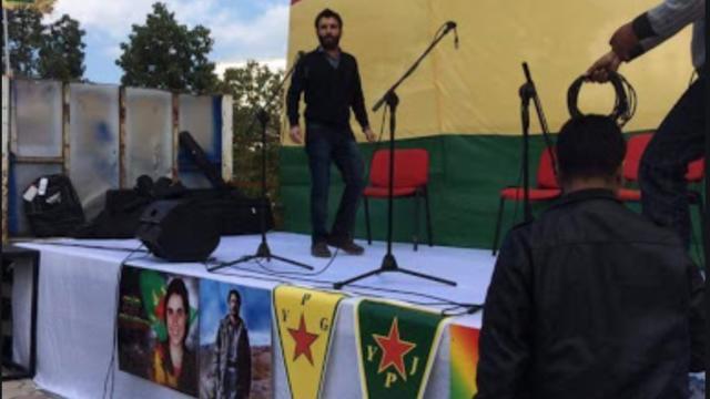 Yakın Doğu Üniversitesi'nde PKK Skandalı