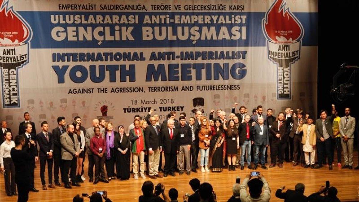 17 ülkeden 25 gençlik örgütü: Kamucu, dayanışmacı, paylaşımcı bir uygarlık!