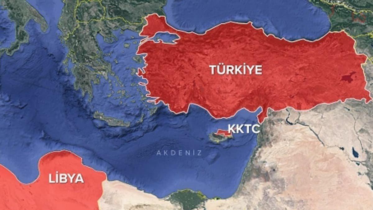 Türkiye Geldi Fransa'nın Libya Planları Suya Düştü