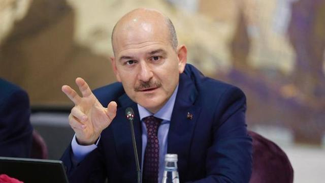 """Bakan Soylu: """"PKK Telsizle Bile Konuşamaz Durumda"""""""