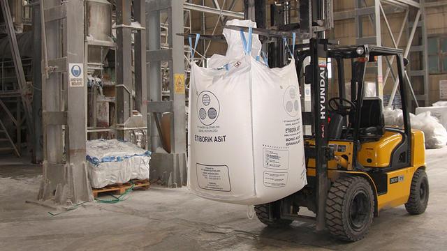 Bor Üretiminden Artan Lityum İşlenerek Üretime Kazandırılacak