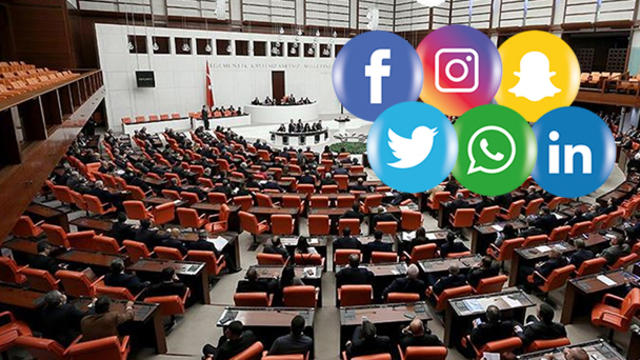 Sosyal Medya Yasası Kabul Edildi