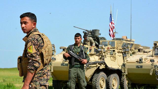 ABD ve Fransa'nın YPG/PKK'ya desteği sürüyor