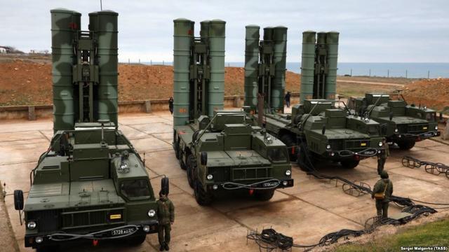 ABD ve İsrail'in S-400'e Karşı Mücadele Planı İfşa Edildi