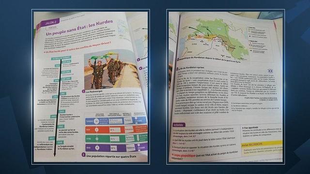 Fransa'da Terör Örgütü PKK'yı Ders Kitabına Eklediler