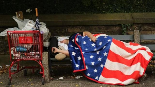 Amerikalılar Ümitsizlikten Ölüyor