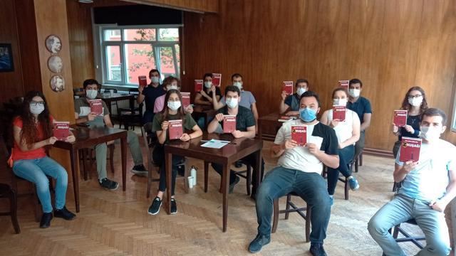TGB Ankara Z Kuşağı Kitabı Çalışmalarına Başladı