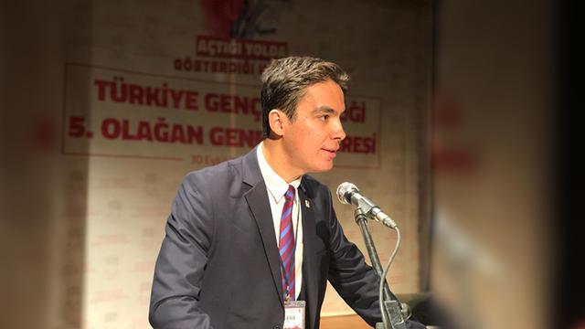 TLB'nin Yeni Genel Başkanı Furkan Kaplan