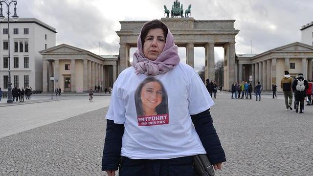 Almanya'da Maide Annenin Nöbeti Devam Ediyor