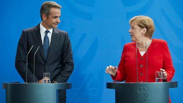 Almanya'dan Yunanistan'a Çağrı: ''Adalardan Çekil!''