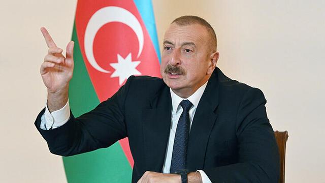 Azerbaycan Cumhurbaşkanı İlham Aliyev: PKK kamplarını yıkıma uğratacağız