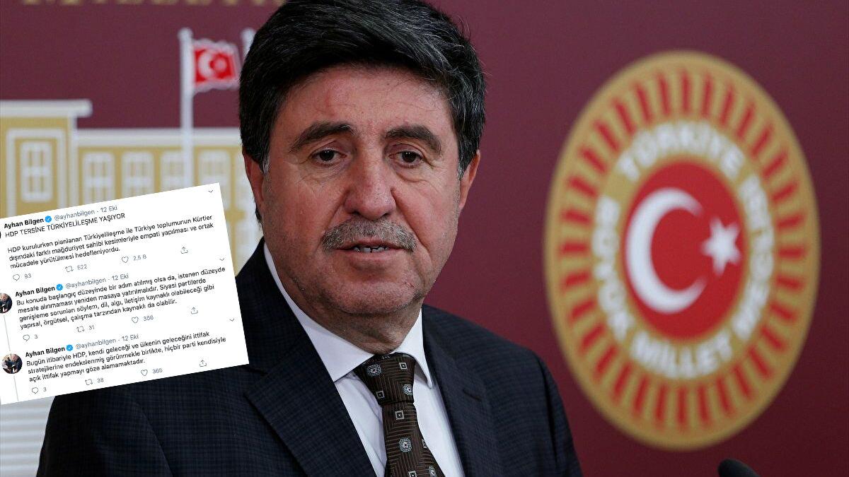 HDP Eski Milletvekili Altan Tan: HDP'nin PKK'yla İlişkisi Saklı Değil!