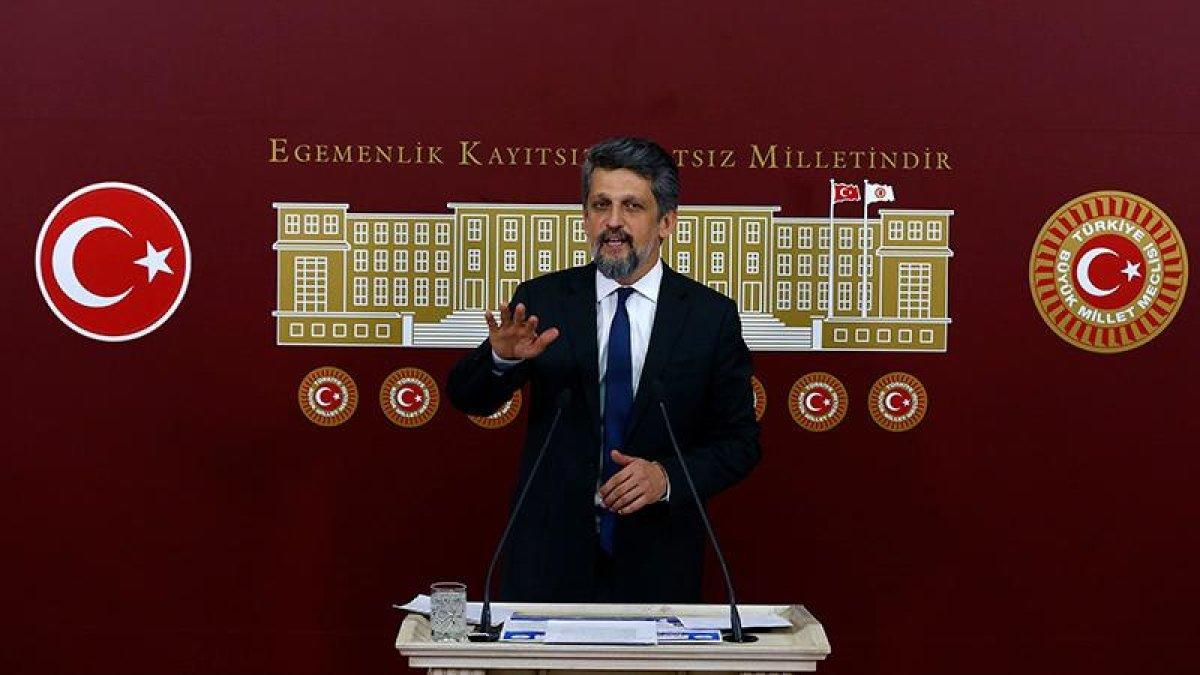 HDP'li Garo Paylan PKK destekli Ermenistan'a omuz verdi!