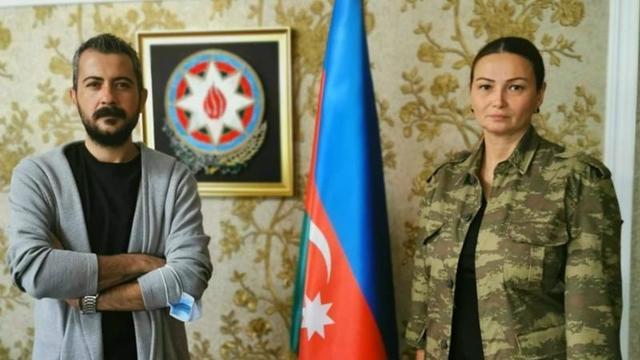 Azerbaycan Milletvekili Ganira Paşayeva: Karabağ  Çanakkale'dir!