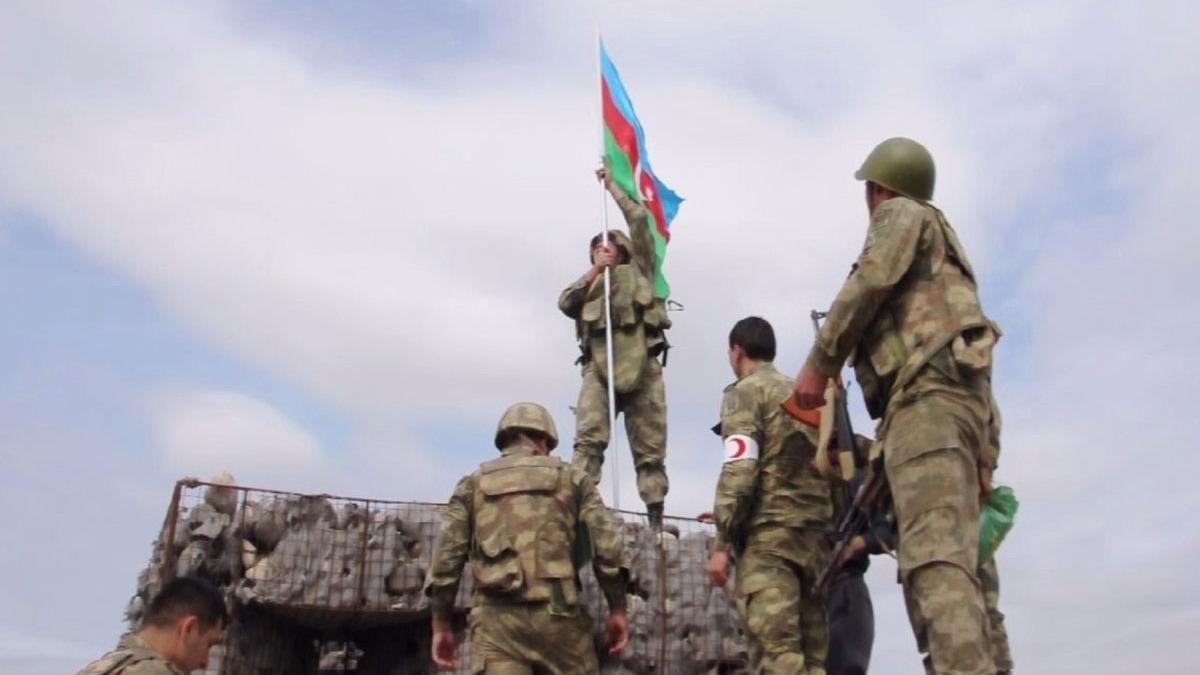 Azerbaycan Ordusu ''yenilmez Ermenistan ordusu'' İmajını Yok Etti
