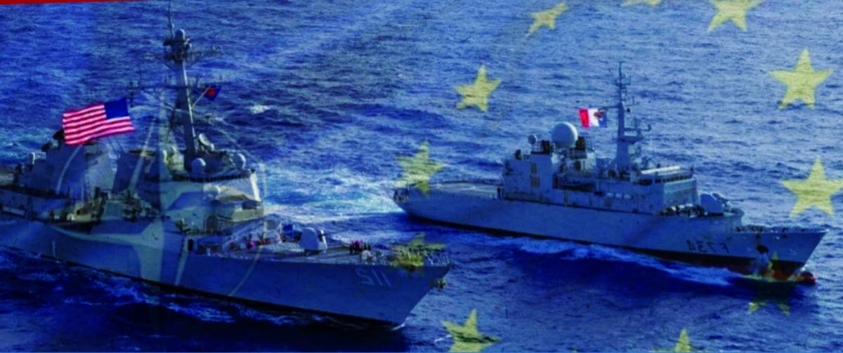 Fransa ve İngiltere Akdeniz'de Tatbikat Gerçekleştirdi